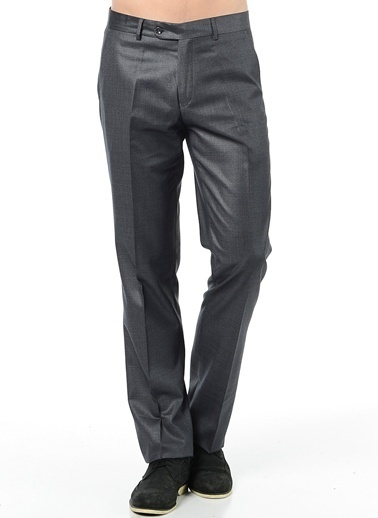 Men Club Klasik Pantolon Renkli